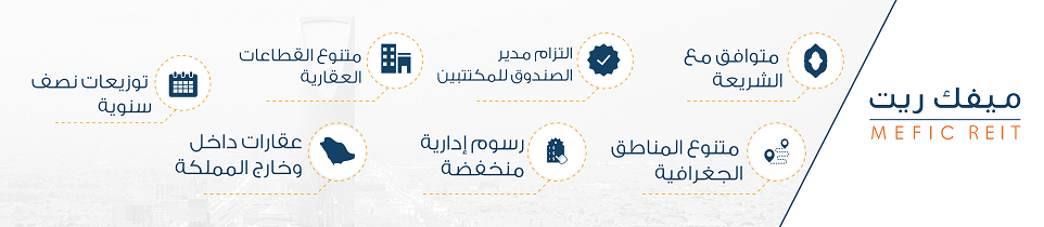 شركة الشرق الأوسط للإستثمار المالي (ميفك).  - التقارير الدورية
