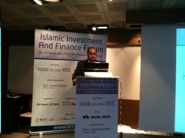 MEFIC Participated at Islamic investment and finance forum 2011 – Istanbul